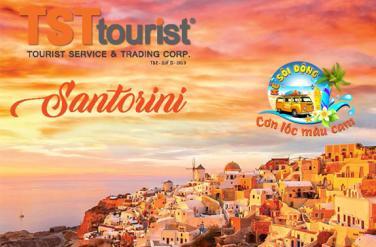 TST tourist - Hè Sôi Động 2019