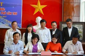 TST tourist ký kết hợp tác chiến lược phát triển du lịch Cần Thơ