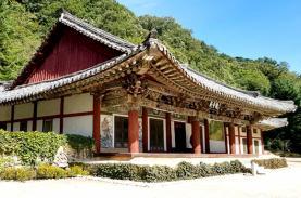 Ngôi chùa cổ 1000 năm tuổi nổi tiếng nhất Triều Tiên