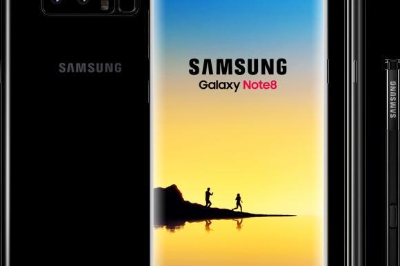 Tour Tết 2018 - Quà tặng hấp dẫn Samsung Galaxy Note 8