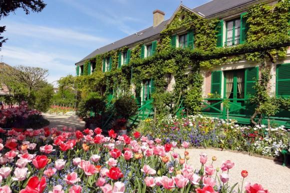 Givenchy & khu vườn của danh họa Monet