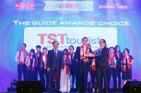 TST tourist nhận giải thưởng The Guide Awards 2017 - 2018