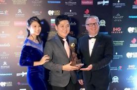 TST tourist nhận giải Vietnam Leading Travel Agency 2018