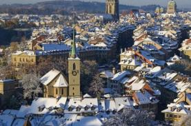 5 địa điểm du lịch mùa đông ấn tượng